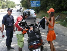 """Над 2000 изрядни шофьори бяха наградени е кампанията """"ТОТО Полиция 2008"""""""