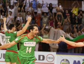 В Правец изпращат официално волейболистите за Олимпиадата
