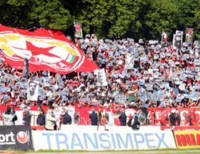 """Стадион """"Българска армия"""" под въпрос заради изкривени врати"""