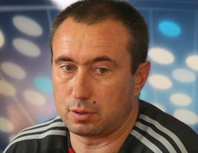 Мъри Стоилов доволен от младите