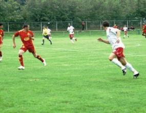 Гол на албанец носи победа на ЦСКА в Холандия