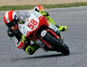 250cc: Симончели срещу Калио в първата тренировка