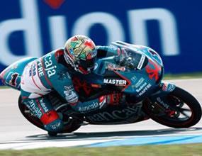 125cc: Габор Талмаши с предварителен пол-позишън