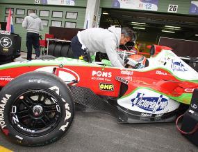 Владо Арабаджиев в уикендите на Формула 1 от догодина