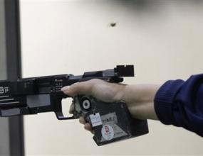Украинец взе златото в бързата стрелба
