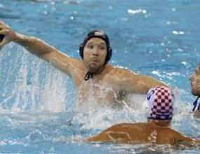 САЩ победи световния шампион Хърватия във водната топка