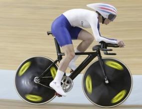 Крис Хой стана олимпийски шампион по колоездене - кейрин