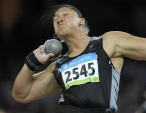 Световната шампионка спечели златния медал на гюле за жени