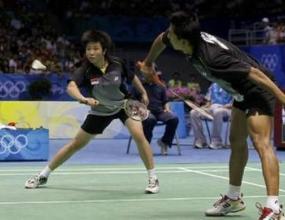 Индонезия стана олимпийски шампион по бадминтон на двойки мъже