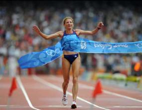 Румънка спечели златото в маратона при жените