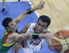 Забраниха на звездата на Иран да играе в НБА