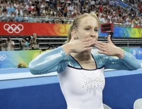 Сандра Избаша стана олимпийска шампонка по спортна гимнастика на земя
