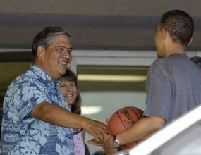 Влиянието на баскетбола върху Обама или къде бил ключът от Барак