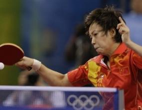 Китай очаквано спечели титлата в тениса на маса