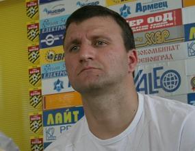 Костадин Ангелов: Не мога да си обясня тази загуба