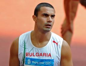 Десислав Гунев отпадна в сериите на 200 метра