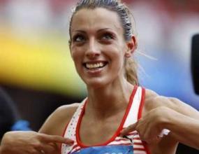 Жестока конкуренция за Ивет още в серията на 200 м