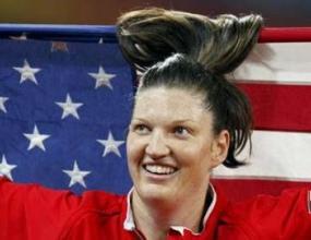 Американка взе златния медал на диск