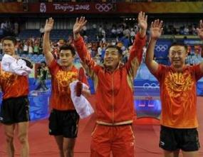 Китай очаквано спечели отборната титла в тениса на маса