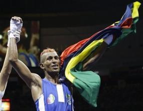 Бруно Жули спечели първия олимпийски медал за Мавриций