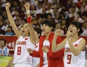 Китай се класира за полуфиналите в турнира по баскетбол за жени