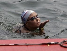 Лариса Илченко спечели на 10 километра в открити води