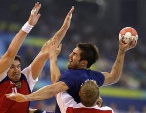 Франция на полуфинал след победа над Русия