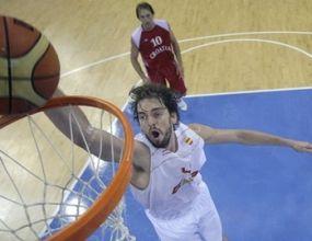 Испания е първият полуфиналист на Олимпиадата