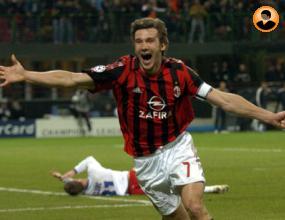 Шевченко обратно в Милан