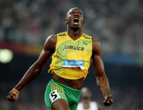 Летящият Болт счупи световния рекорд и на 200 метра