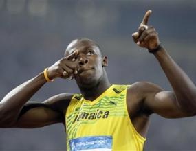 Болт е деветият атлет с олимпийски дубъл на 100 и 200 м