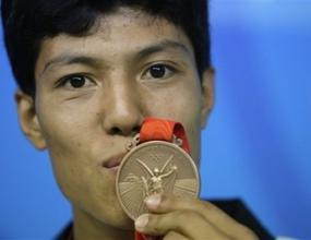 Дариха с къща медалист от Пекин