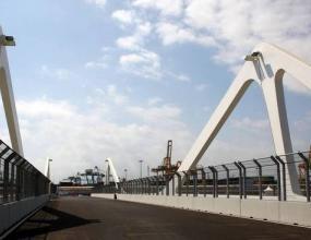 Снимки на новата улична писта във Валенсия