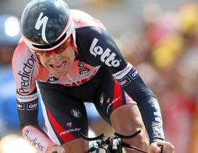 Кейдъл Евънс пропуска Обиколката на Испания