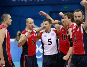 САЩ на финал след драма срещу Русия - 3:2