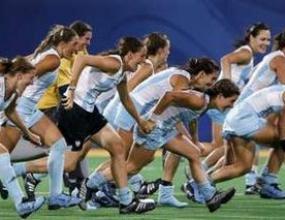 Аржентина взе бронза на хокей на трева при жените