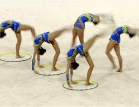 Ансамбълът по художествена гимнастика и Симона Пейчева се класираха за финалите