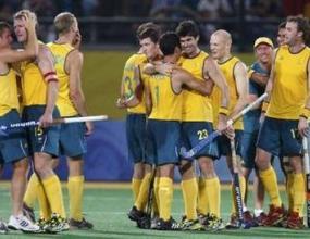 Австралия остана само с бронз от хокея на трева при мъжете