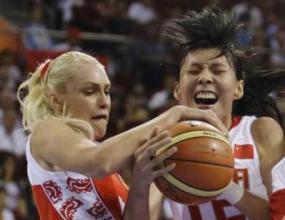 Рускините с бронз на баскетбол