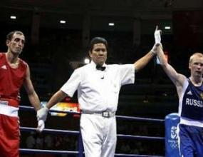 Първо злато за Русия в боксовия турнир