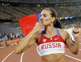 Исинбаева: Искам титла в Лондон с нов световен рекорд