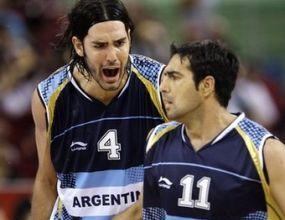 Аржентина с бронз от баскеболния турнир в Пекин