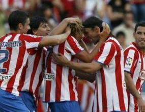 Атлетико изнесе спектакъл за 4:0 над Малага