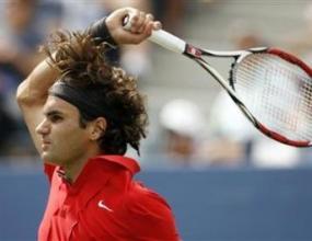 Федерер продължава в четвъртия кръг на US Open
