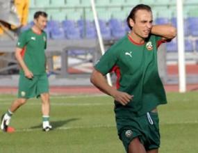 Бербо и Вагнер тренират отделно,Божинов ги гледа