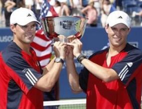 Братята Брайън спечелиха US Open на двойки