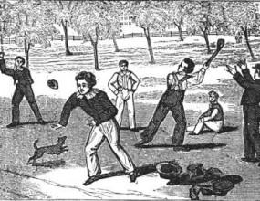 Дневник оспорва американските корени на бейзбола
