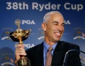 Кори Певин начело на САЩ за Ryder Cup 2010