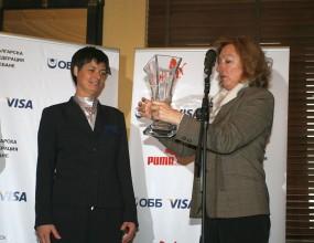 БФГ награди Руми Нейкова и останалите гребци