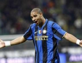 От Интер отрекоха, че Адриано е бил пиян на тренировка